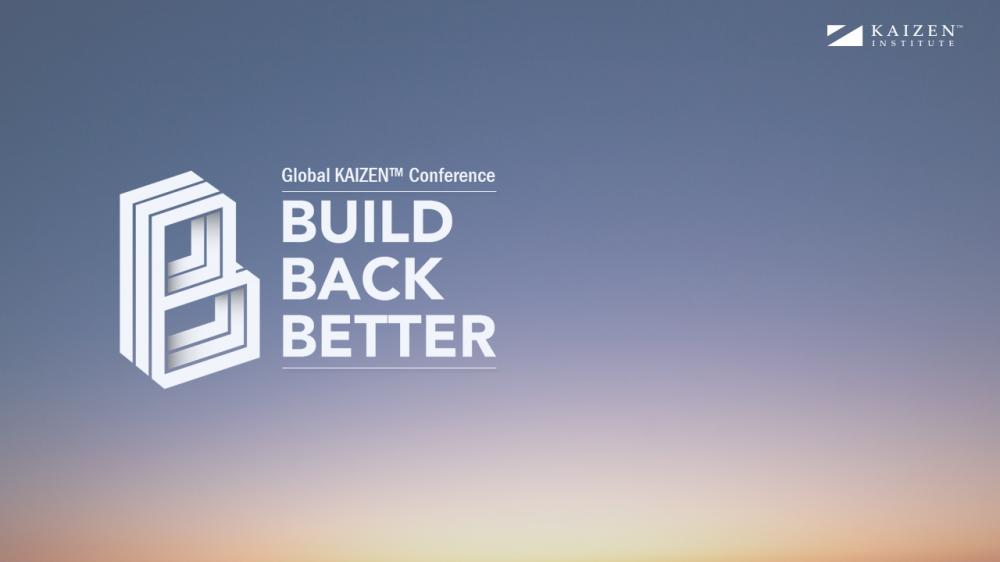 Building Back a Better World