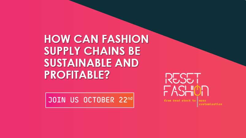 How can fashion supply chains be sustainable and profitable?